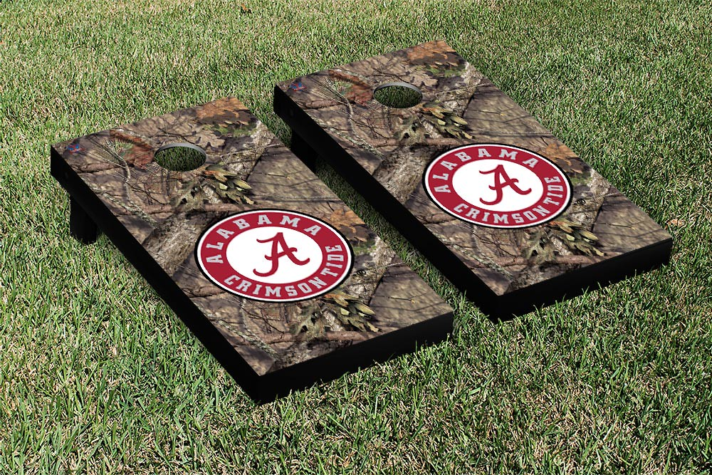 Alabama Crimson Tide Mossy Oak Version