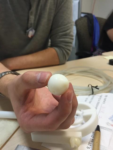 3D Printed Eye