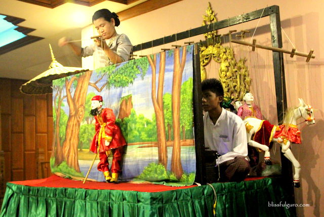 Amazing Bagan Resort Myanmar Puppet Theater