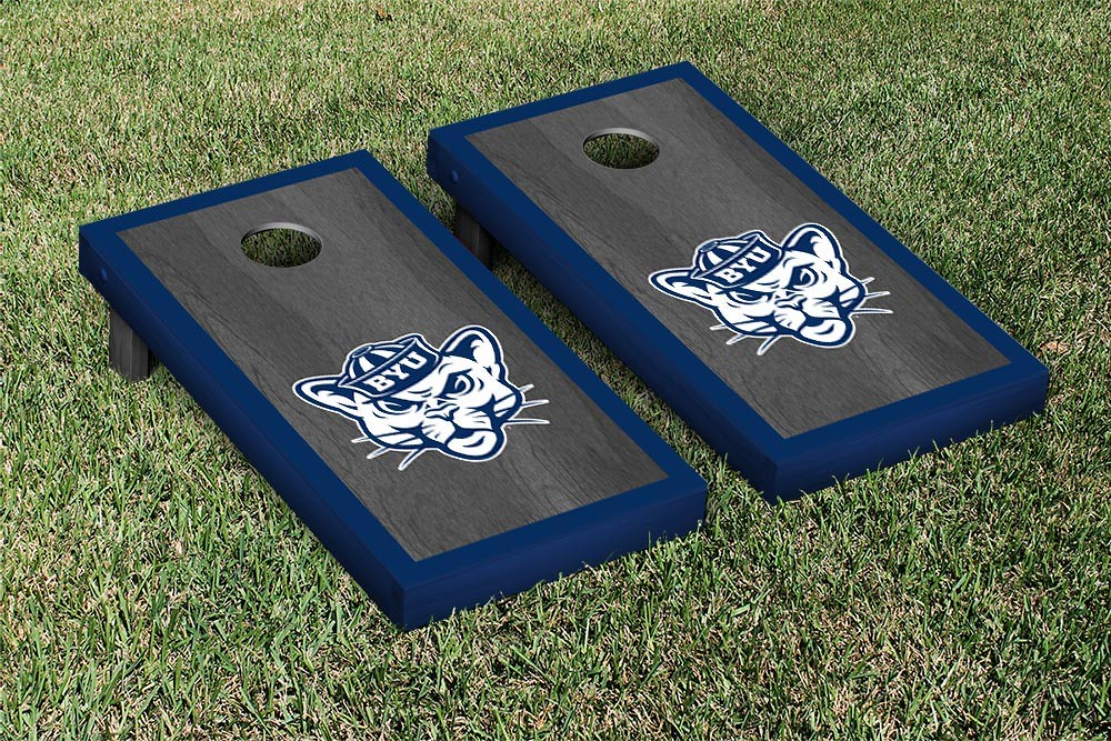 Brigham Young Cougars Onyx Border