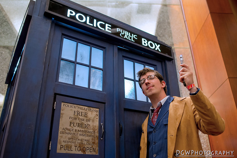 Doctor Who - Connecticut ComiConn