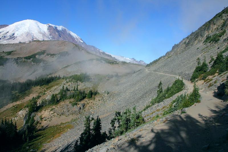 IMG_8372 Mount Fremont Lookout Trail, Mount Rainier National Park