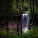 Secret Waterfall by R.Halfpaap