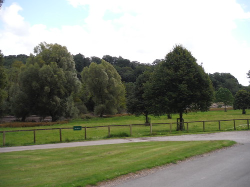 Fonthill Lake from Entrance Arch