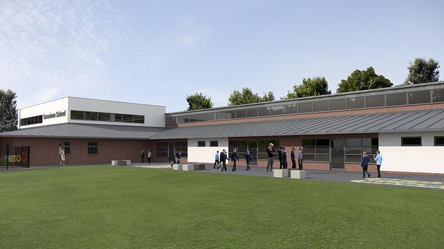 Gorseinon Primary School development