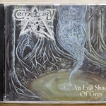 CEMETARY AN EVIL SHADE OF GREY BLACK MARK IMPORT CD