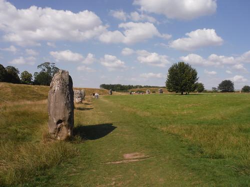 Avebury Standing Stones, NW quartile