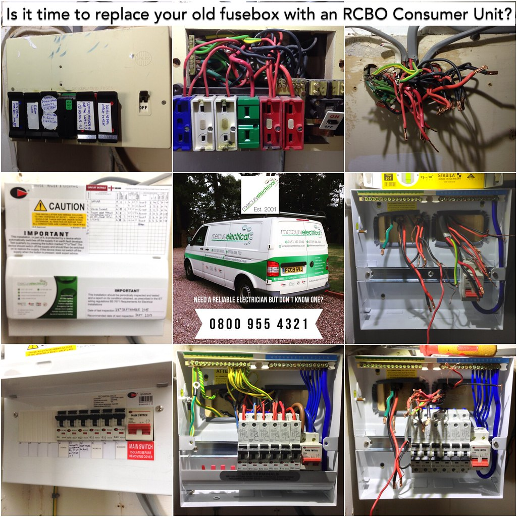 Fusebox Out Metal Clad Rcbo Consumer Unit In 3rd Amendment A Fuse Box