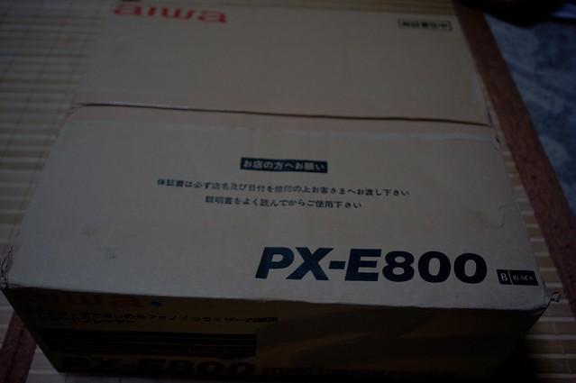 AIWA PX-E800 ×3!www