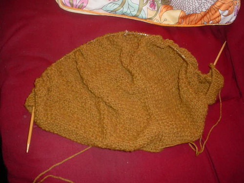 Sloane shawl