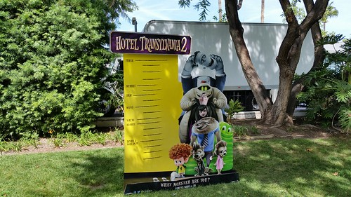 From Hotel Transylvania 2 Press Junket Day