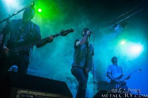 THE FLY ARMY @ Hangar Metal Fest 2015
