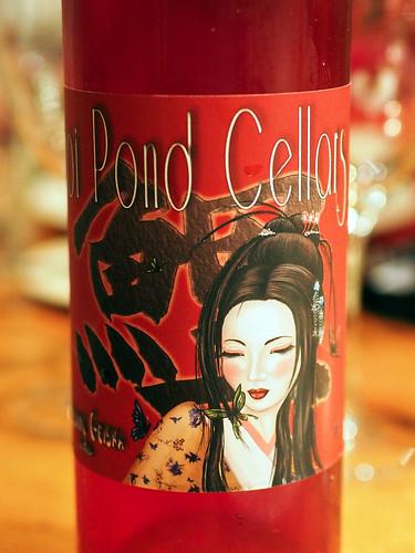 Koi Pond Cellars Blushing Geisha