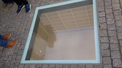 Berlijn - Bebelplatz - Boekverbranding
