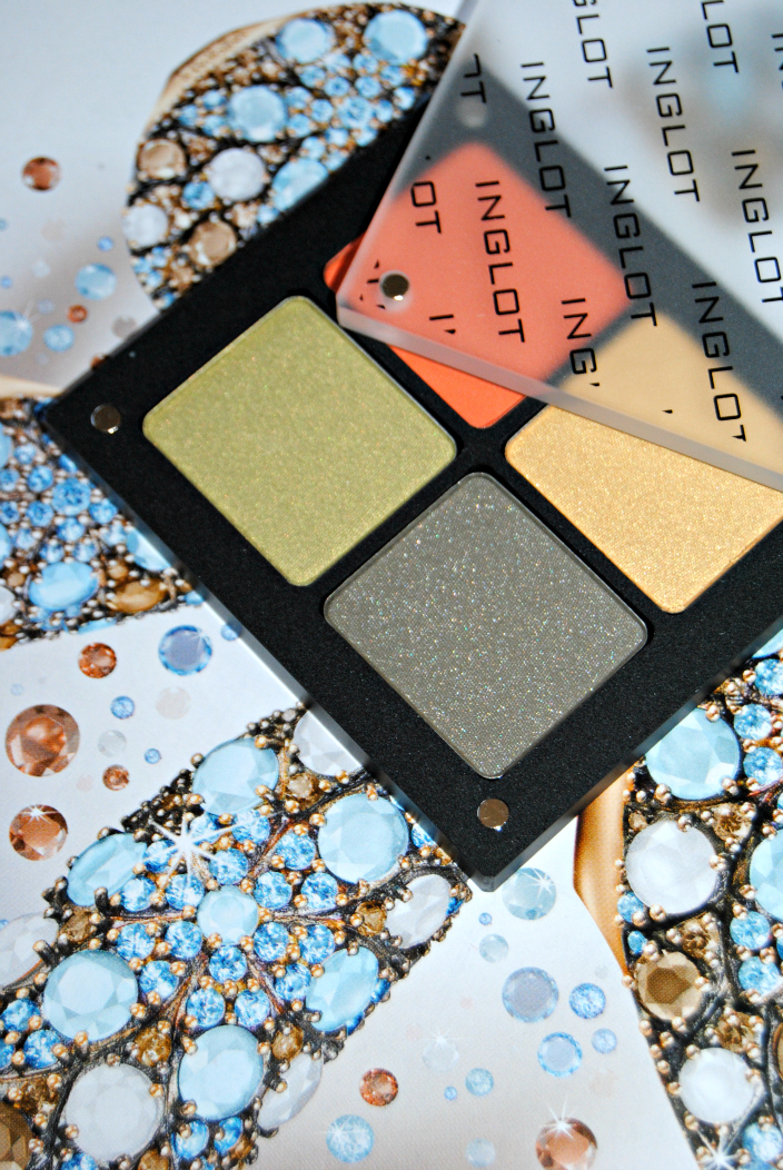 Inglot Eyeshadows Freedom system (01)