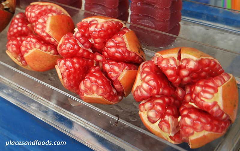 pomegranate juice bangkok
