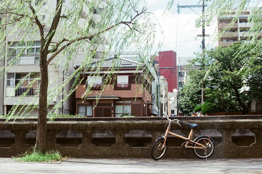 八幡町 長崎 Nagasaki 2015/09/08 八幡町  Nikon FM2 Nikon AI Nikkor 50mm f/1.4S Kodak UltraMax ISO400 Photo by Toomore