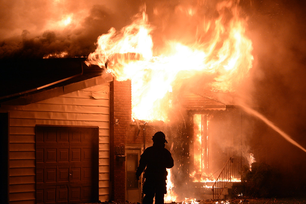 Structure fire at 429 Barrick Rd in Port Colborne - Wednesday, Nov. 4