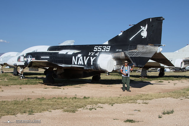 Vandy-1 and me