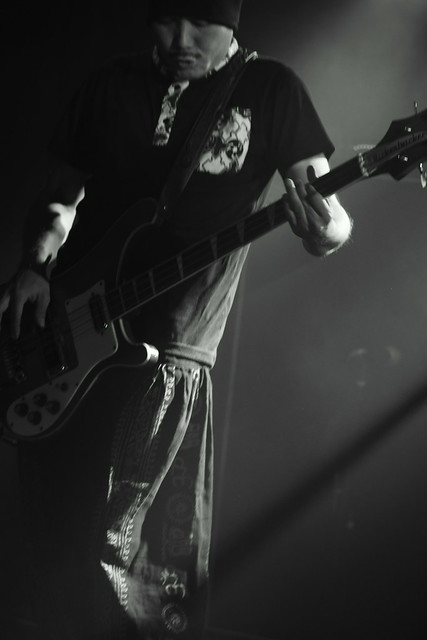 SPUTNIK KOMBINAT live at 獅子王, Tokyo, 05 Nov 2015. 005