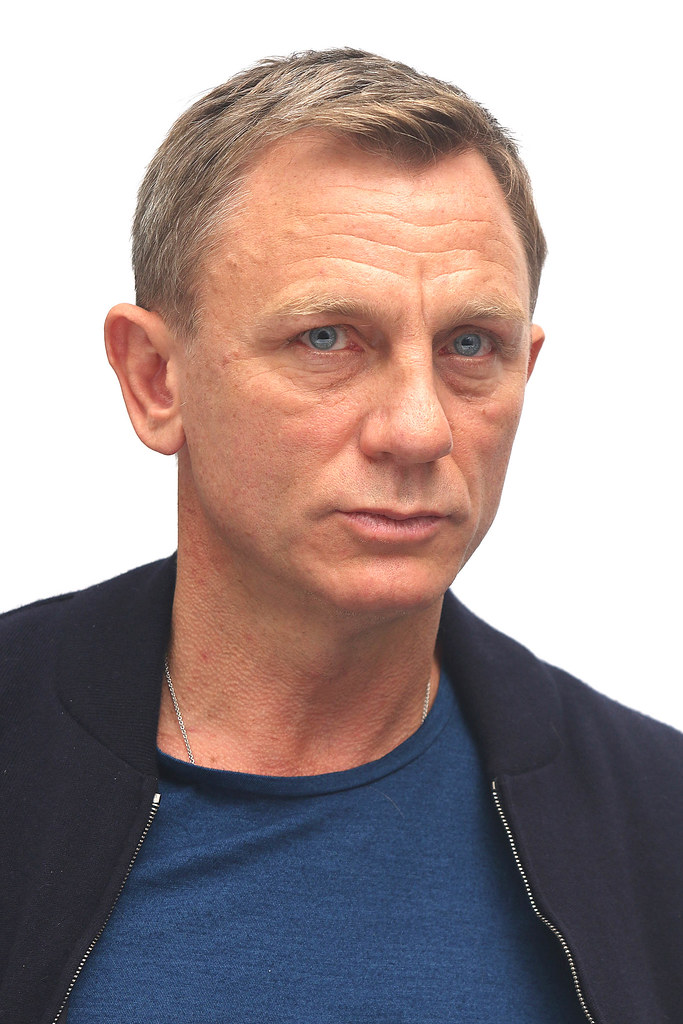 Дэниел Крэйг — Пресс-конференция «007: СПЕКТР» 2015 – 14