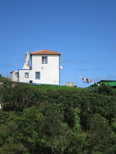 Traditioneles Gebäude