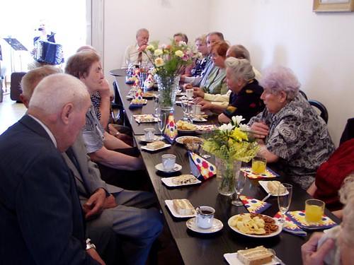 2004 - Párty seniorů