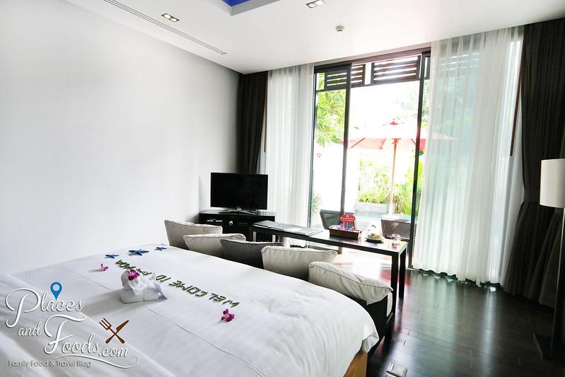 ramada khao lak hotel villa room view