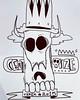 ▶ dessin de Tarek ◀ #goodness #BD #art #skullart #streetart #graffiti #writer #paristonkarmagazine #skulls #painting #artistes #urban #Tarek #france #exposition #drawings #dessins #artworks #comics #menatwork #popculture  #painting #artistes #urban #paris