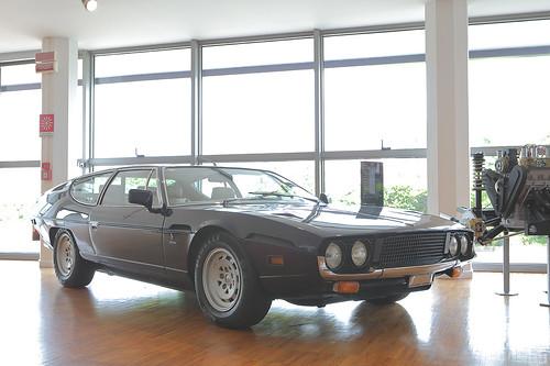 Museo Lamborghini 019