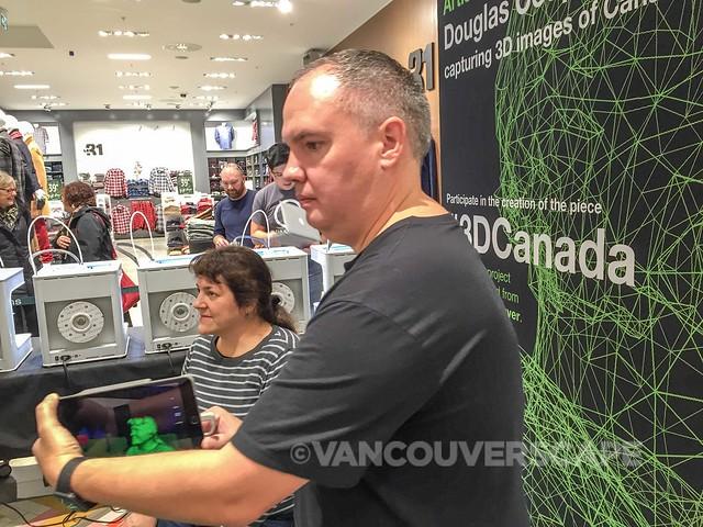 3D Douglas Coupland at Simons Vancouver-8