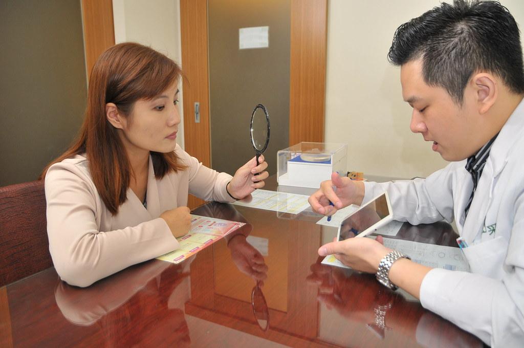 自己的臉自己救!推薦台北采醫漾麗診所自體脂肪豐頰 (1)