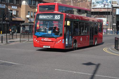 East London 36572 LX13CZP