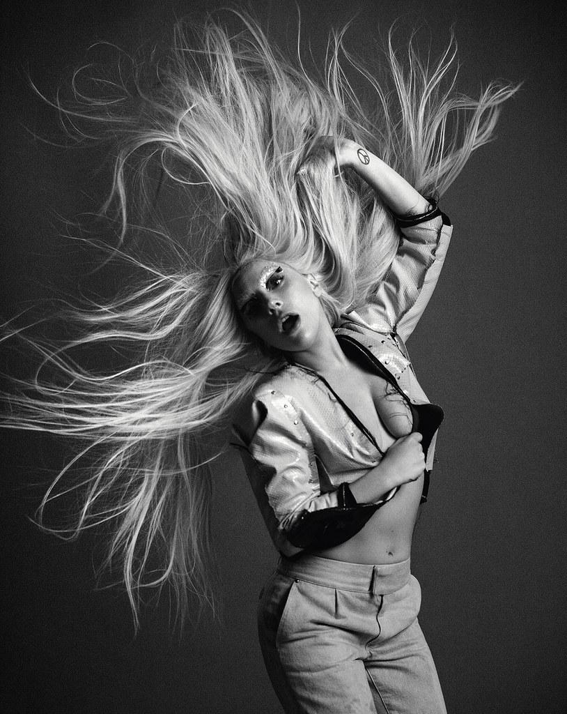 Леди Гага — Фотосессия для «Billboard» 2015 – 3