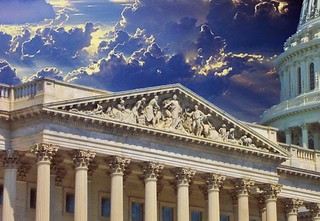 Washington Dc ~ United State Capitol ~ Historic Building