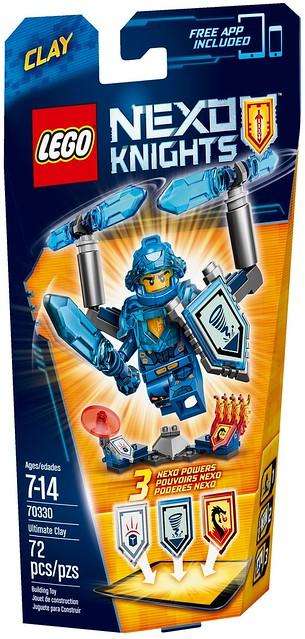LEGO Nexo Knights 70330 - Ultimate Clay