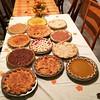Just before the actual #festivalofpie! #latergram #thanksgiving