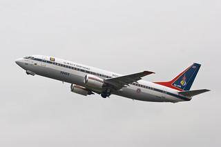 Boeing 737 Thailand