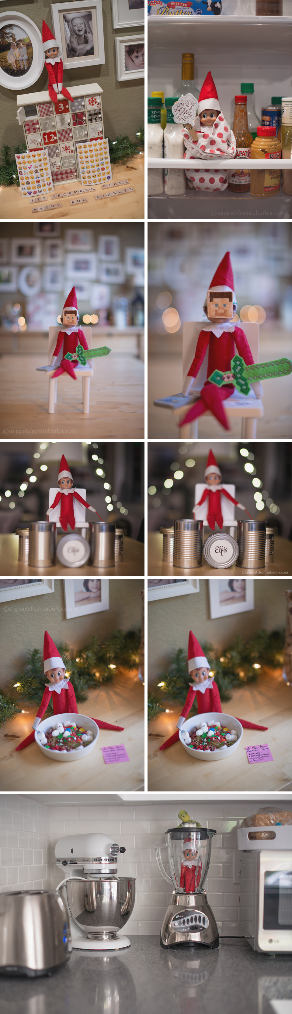 Elf on the Shelf, 2015