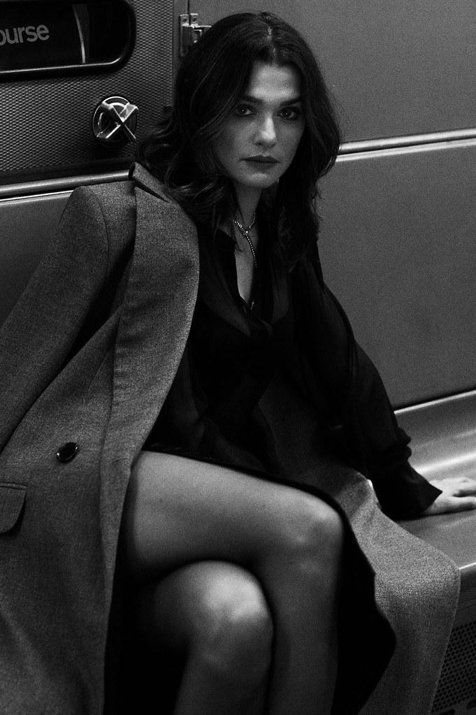 Рэйчел Вайс — Фотосессия для «Violet Grey» 2015 – 4