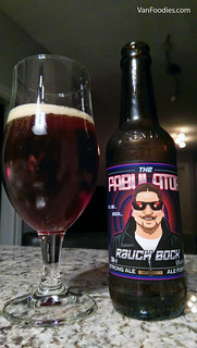 Day 8: Central City - The Fabulator Rauch Bock