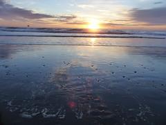Goleta Beach Sunset