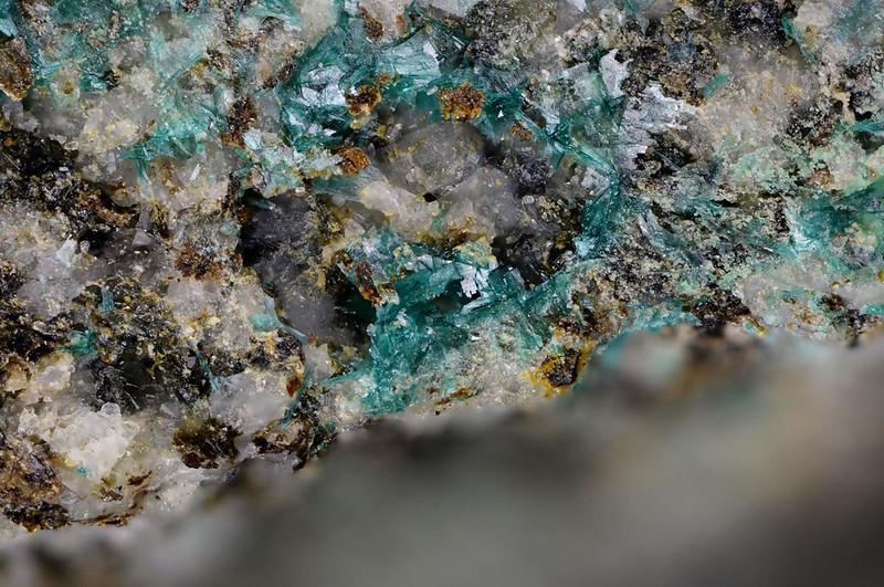 ボタラック石 / Botallackite