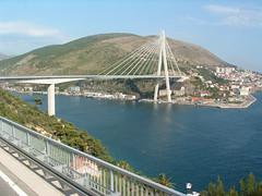 Dubrovnik, Franjo Tudjman-híd