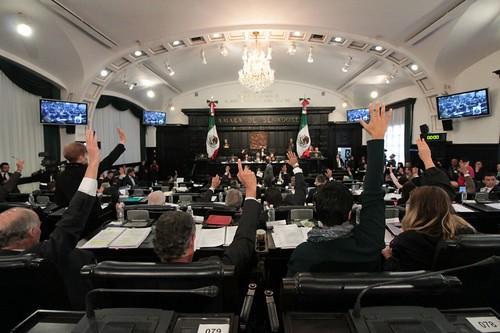 El día 4 de enero del 2017 se llevó a cabo en la antigua casona de Xicoténcatl la Sesión ordinaria de la  Asamblea Constituyente.