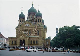 Alexandr Nevskij cathedral
