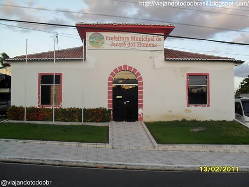 Prefeitura Municipal de Jacaré dos Homens