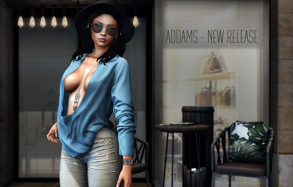ADDAMS @NEW RELEASE ♥ - SecondLifeHub.com