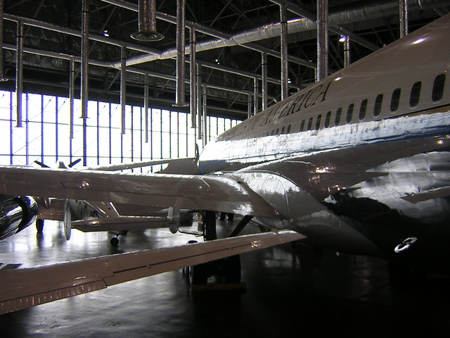 Header of Air Force Museum