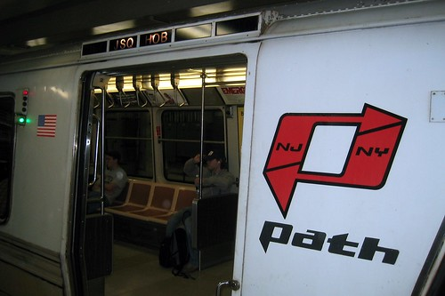 NJ: PATH Train